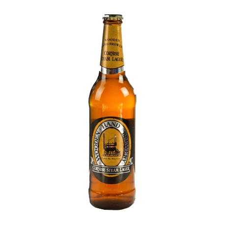 Cornish Steam lager (20 x 0,5 l bottled)