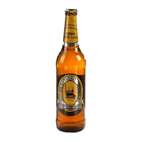 Cornish Steam lager (20 x 0,5 l lahvové)