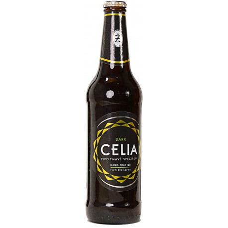 Celia Dark Gluten-free (21 x 0,5 l bottled)
