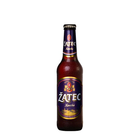 Žatec Xantho (24 x 0,33 l bottled)
