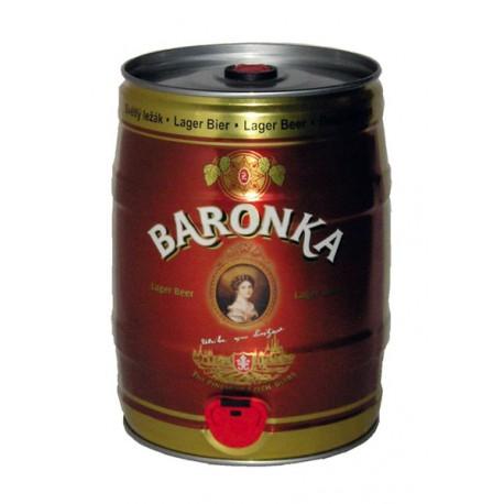Baronka Premium (5 l canned)