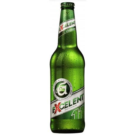 Gambrinus Excelent 11 (20 x 0,5 l bottled)