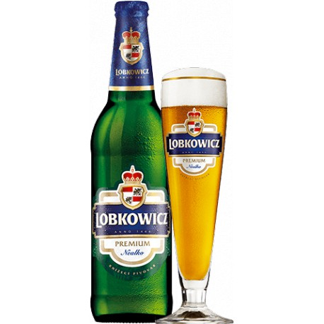 Lobkowicz Premium Nealko (20 x 0,5 l lahvové)