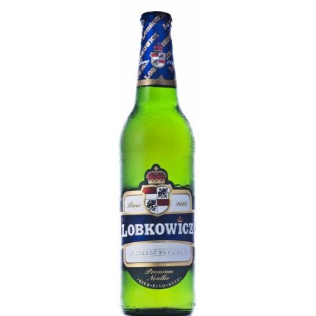 Lobkowicz Premium Nealko (24 x 0,33 l lahvové)
