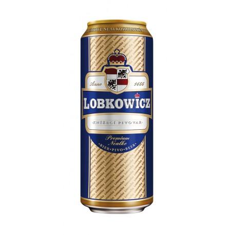 Lobkowicz Premium Nealko (12 x 0,33 l canned)
