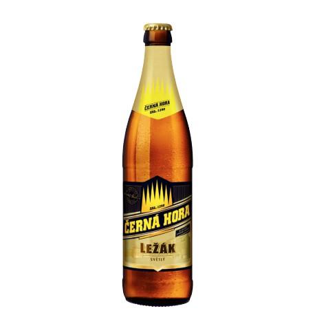 Černá Hora Lager (20 x 0,5 l bottled)