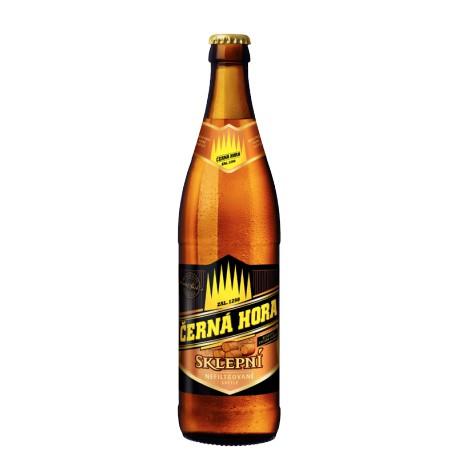Černá Hora Sklepní (20 x 0,5 l bottled)