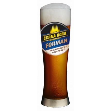 Černá Hora Forman Semi-dark (20 x 0,5 l bottled)