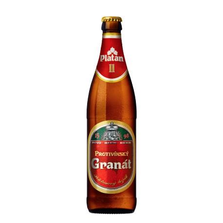 Protivínský Granát (20 x 0,5 l bottled)
