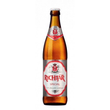 Rychtář Premium (20 x 0,5 l bottled)