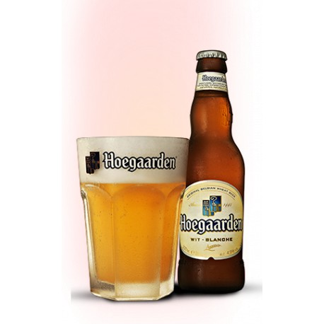 Hoegaarden (24 x 0,33 l bottled)