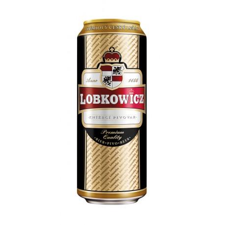 Lobkowicz Premium (24 x 0,5 l plechovkové)
