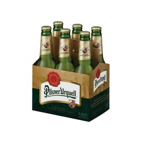 Pilsner Urquell (4 x 0,33 l bottled)